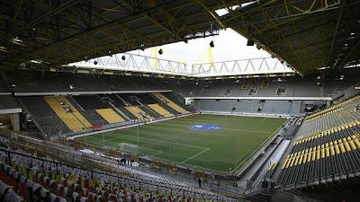 Uma das mais importantes arenas do futebol: Signal Iduna Park