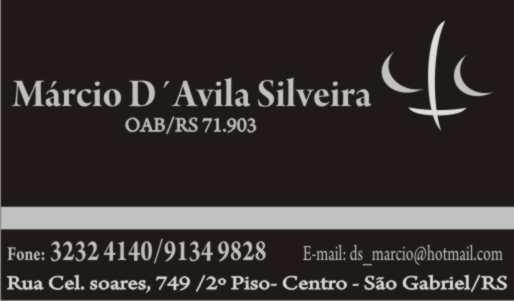 Escritório Márcio D'Avila Silveira