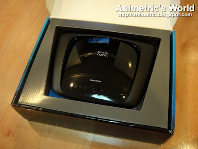 Cisco Linksys E1000 Wireless Router