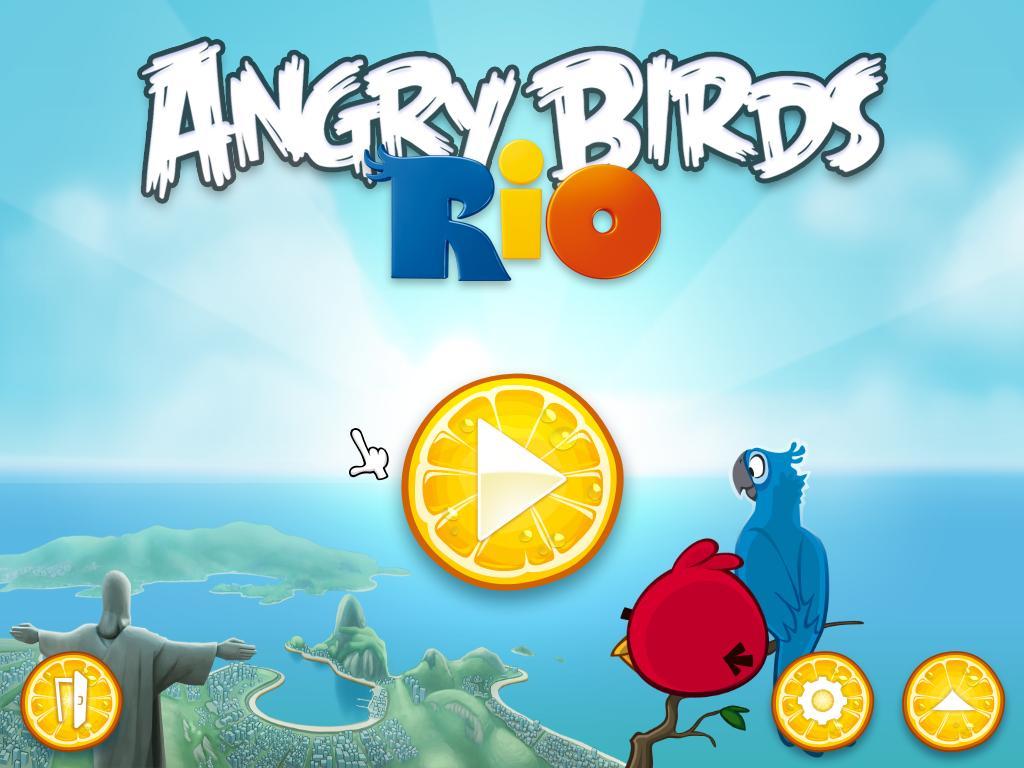 Angry Birds Rio 1.4.2 - Mediafire