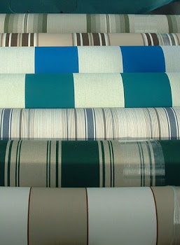 2013 Vintage Trailer Awning Fabric
