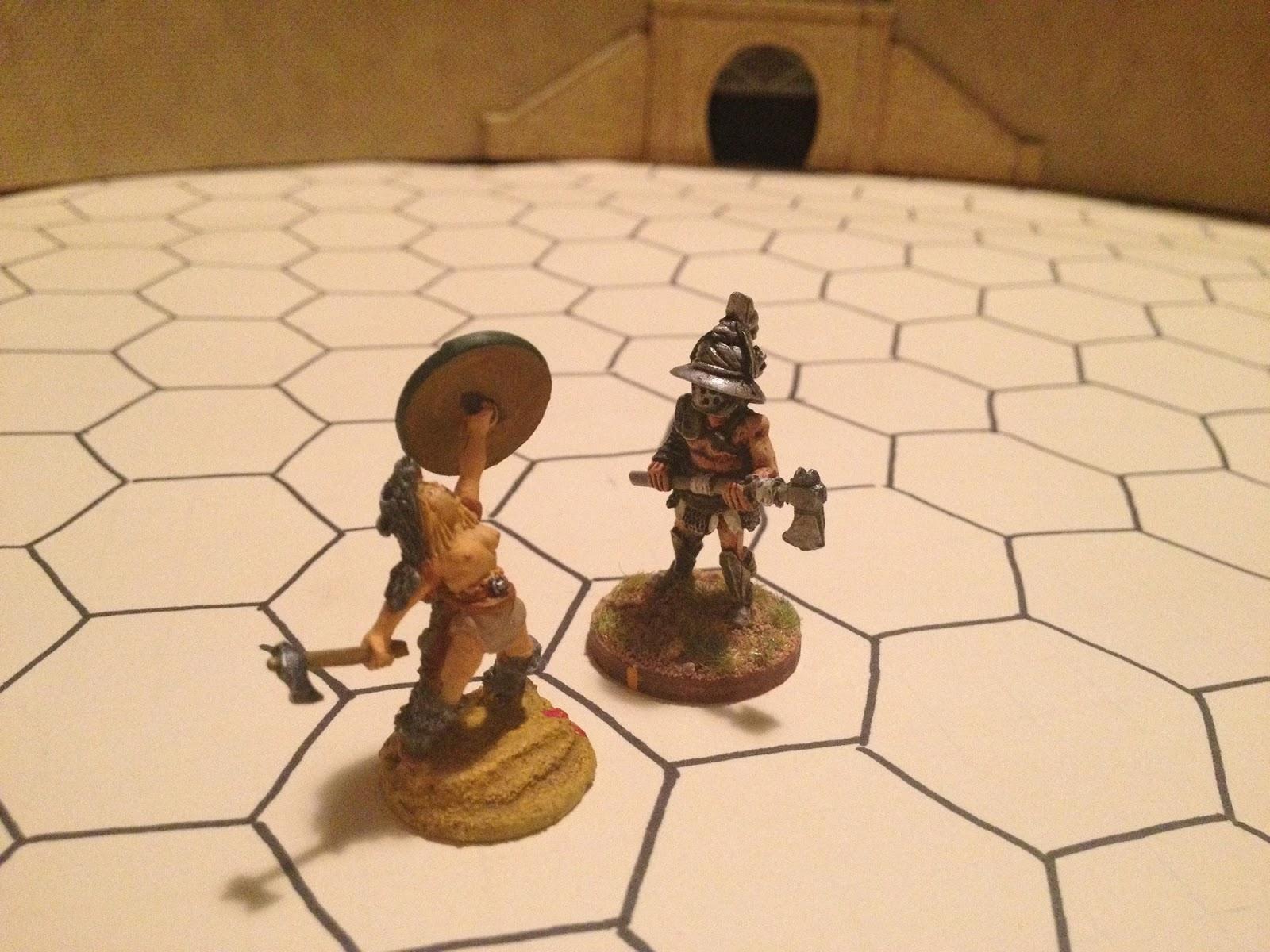 Shadowforge Gladiators Thracian # 2