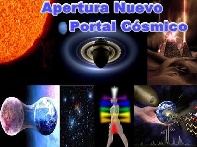 Se está abriendo un Nuevo Portal Cósmico, con el que nos llegará una inmensa ola de cambios cósmicos.