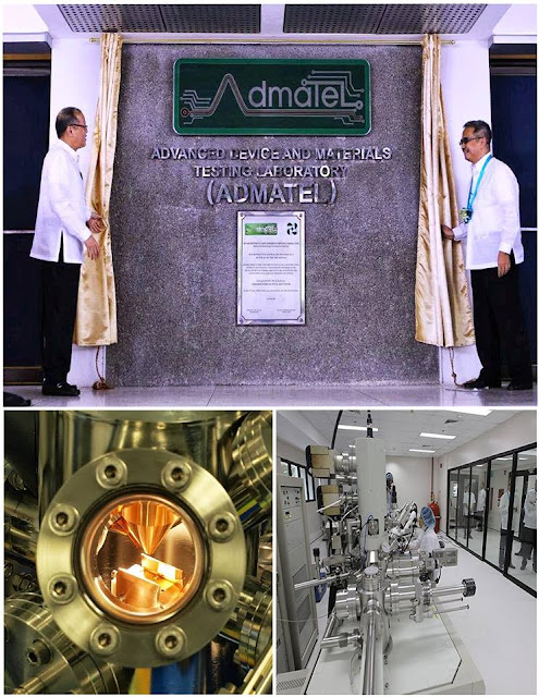 Semiconductor Test Labs : Filipino discoveries inventions innovations and products