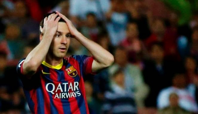 Poker Online : Fans Hina Messi, Barca dan Catalonia, Madrid Terancam Hukuman