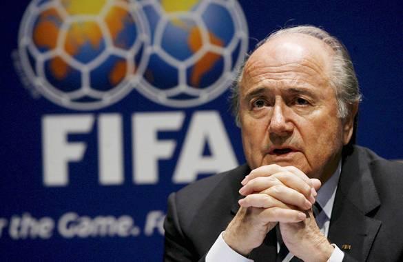 Guerra de sponsors en FIFA por el trono de Blatter