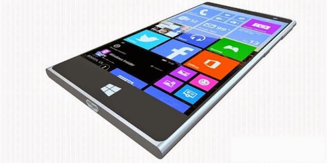 Desain Lumia 2000 Gunakan Emas 16 Karat