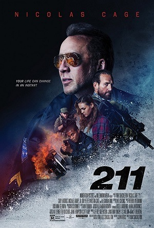Filme 211 - O Grande Assalto 2018 Torrent