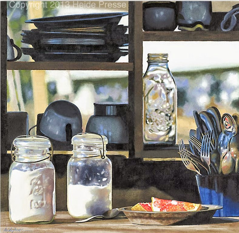 Cuadros modernos pinturas y dibujos im genes de for Elementos de cocina