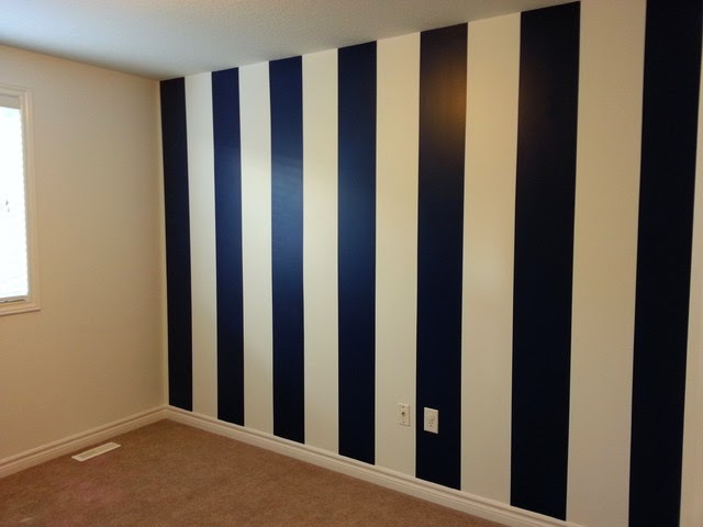 home paint ideas paint vertical stripes on the walls right around