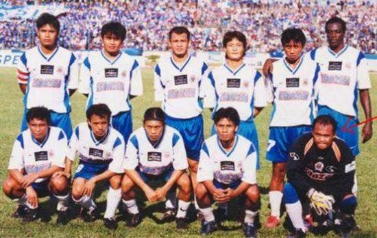 Liga Bank Mandiri 2001