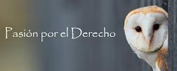 PASIÓN POR EL DERECHO