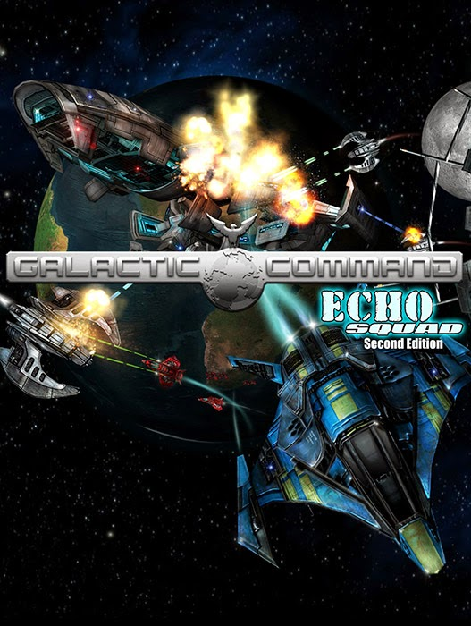 Galactic Command Echo Squad Second Edition Remastered PC Game