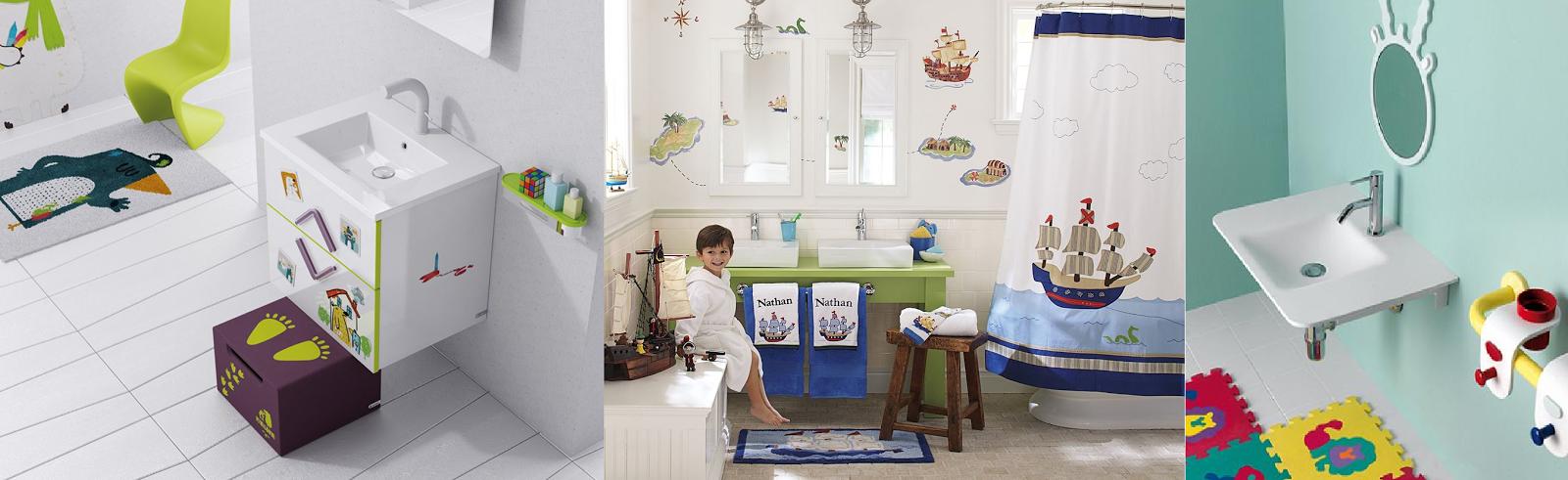 Decorar Baño Infantil:Como decorar el baño infantil – CASAS IDEAS