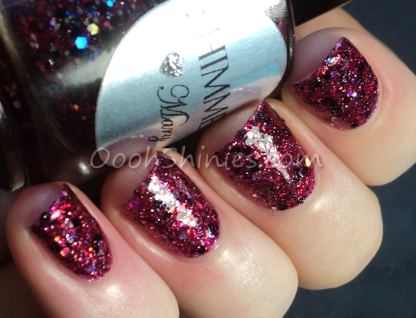 Shimmer Mary