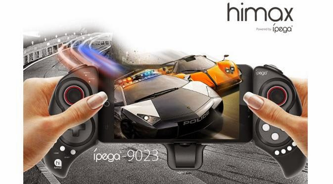Gamepad Terbaru Ipega Gandeng Pabrikan Himax Indonesia