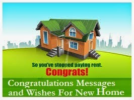 Congrats New House