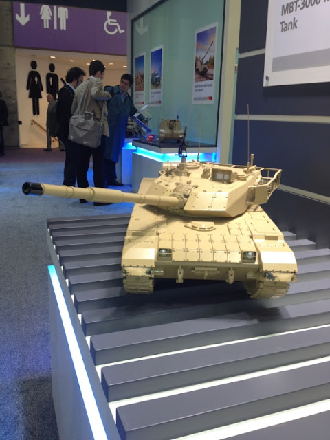 Norinco New MBT-3000 Tank