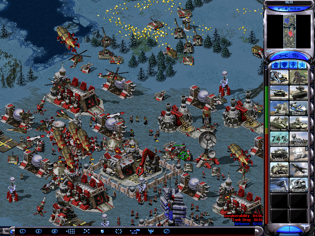red alert 5 free download