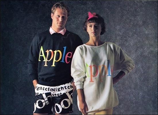 pakaian-apple-lelaki-dan-wanita