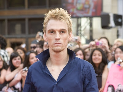 Aaron Carter: Out of Rehab and 30 Pounds Heavier! - The ...