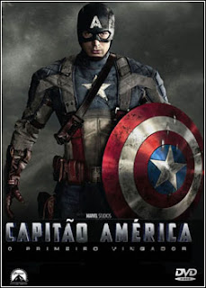 tgr454hbn Capitão América: O Primeiro Vingador  Dublado