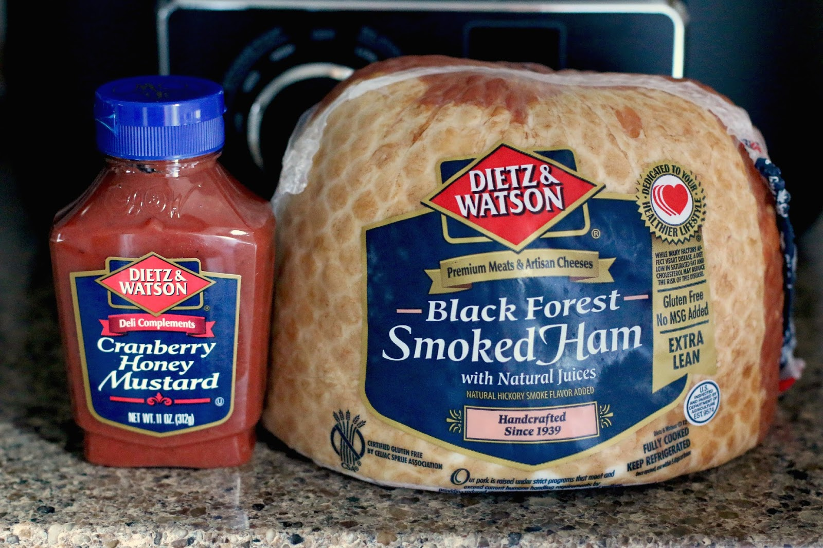 how to cook a smoked ham in a crock pot