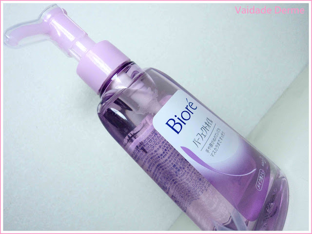 Demaquilante Bioré Cleansing Oil da Kao
