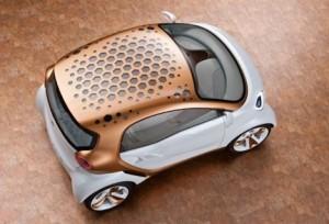 daimler auto solar