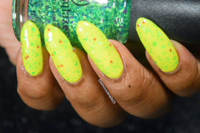 "China Glaze ""Can I Get An Untz Untz"" Swatch"