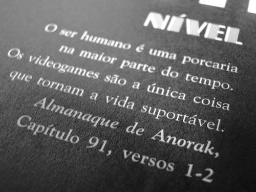 jogador número um, number one, ernest cline, livro ernest cline, almanaque de anorak, anorak, video game, geek, nerd