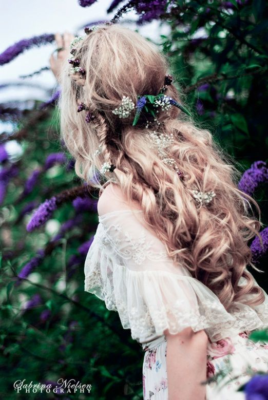 Magnificent Medieval Hairstyles OMG Love Beauty