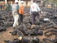 Pembantaian Muslim Rohingya burma