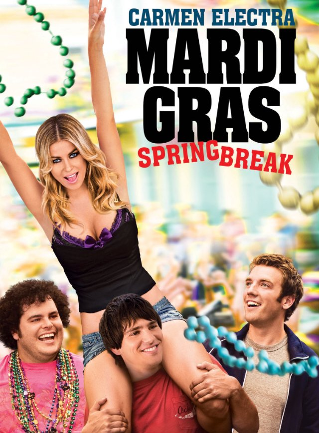 Mardi Gras Spring Break (2011)