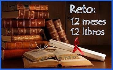 Reto: 12 LIBROS 12 MESES
