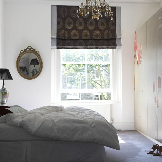 AZ Home Design: Elegant Black And White Bedroom Design Inspiration