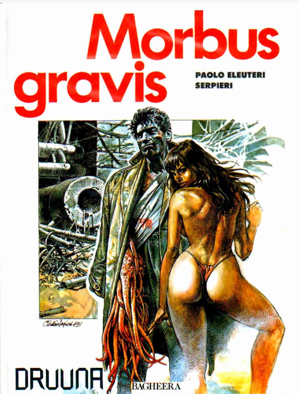 Druuna Morbus Gravis I