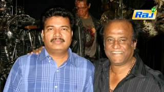 Rajini's New Film With Shankar