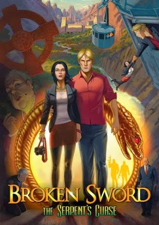 Broken Sword 5 The Serpents Curse - PC