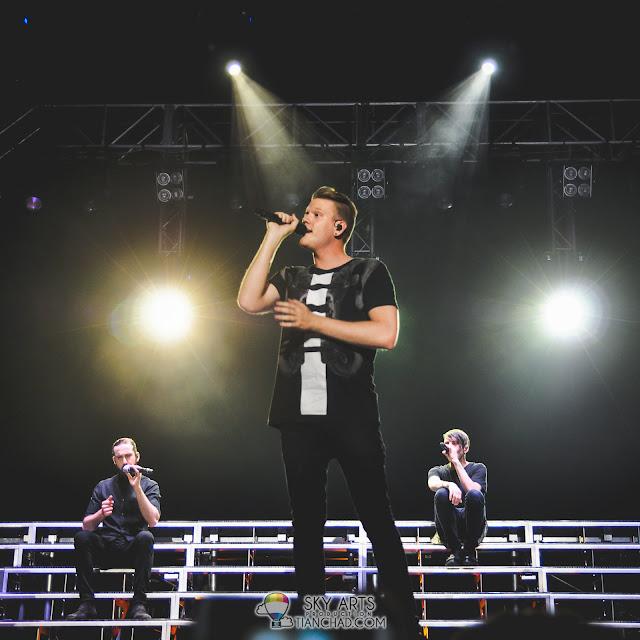 Pentatonix Live In Malaysia 2015