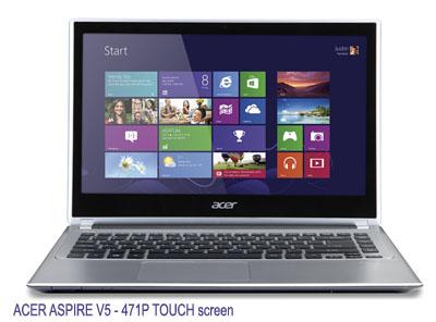 Harga+Laptop+ACER+ASPIRE+V5+ +471P+TOUCH+screen Harga Laptop Acer Murah Terbaru