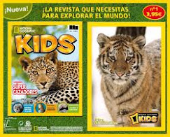 NATIONAL GEOGRAPHIC PARA NIÑOS