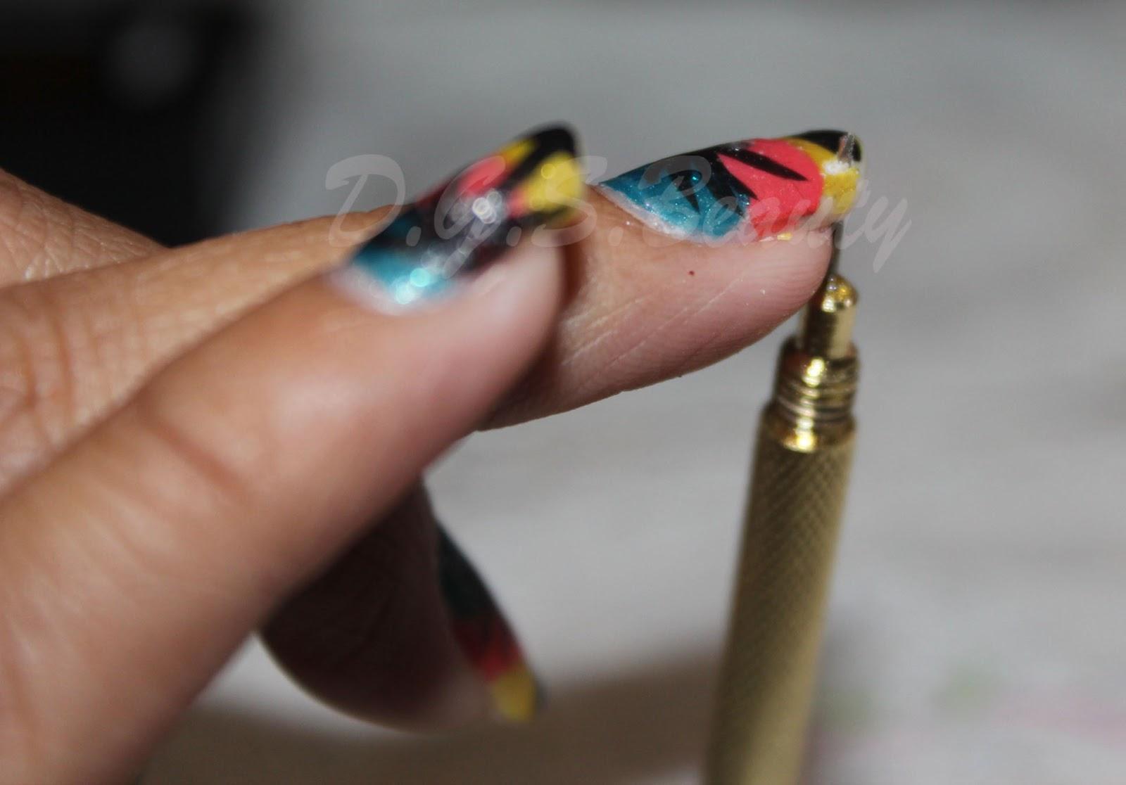 Born Pretty Nail Dangle Charm Review | D.G.S.Beauty