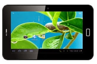 Lowest Price: Datawind UbiSlate 7C+ Edge Calling Tablet, 4, Black for Rs.3559 Only @ Infibeam (For Today Only)