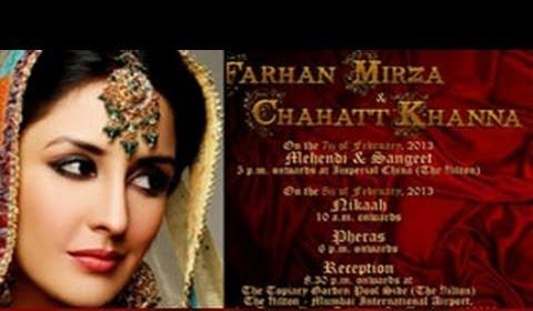 chahat khanna husband farhan