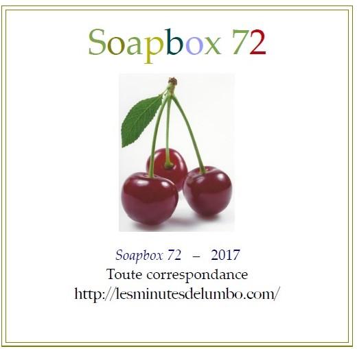 SOAPBOX 72, Feuillet de l'Umbo2017