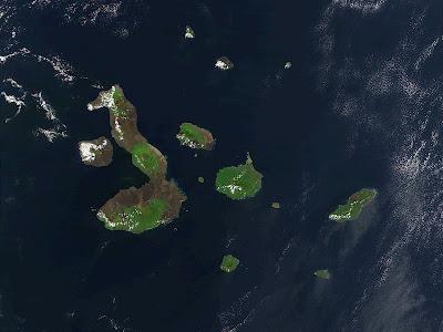 Kepulauan Galapagos,