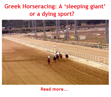 Greek Horseracing: A 'sleeping giant' or a dying sport?