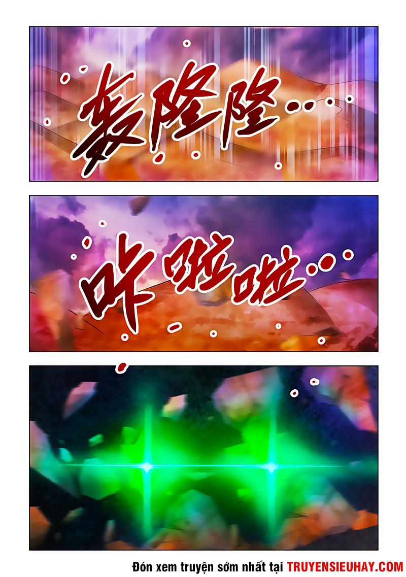 Đấu Chiến Cuồng Triều Chap 72 Upload bởi Truyentranhmoi.net