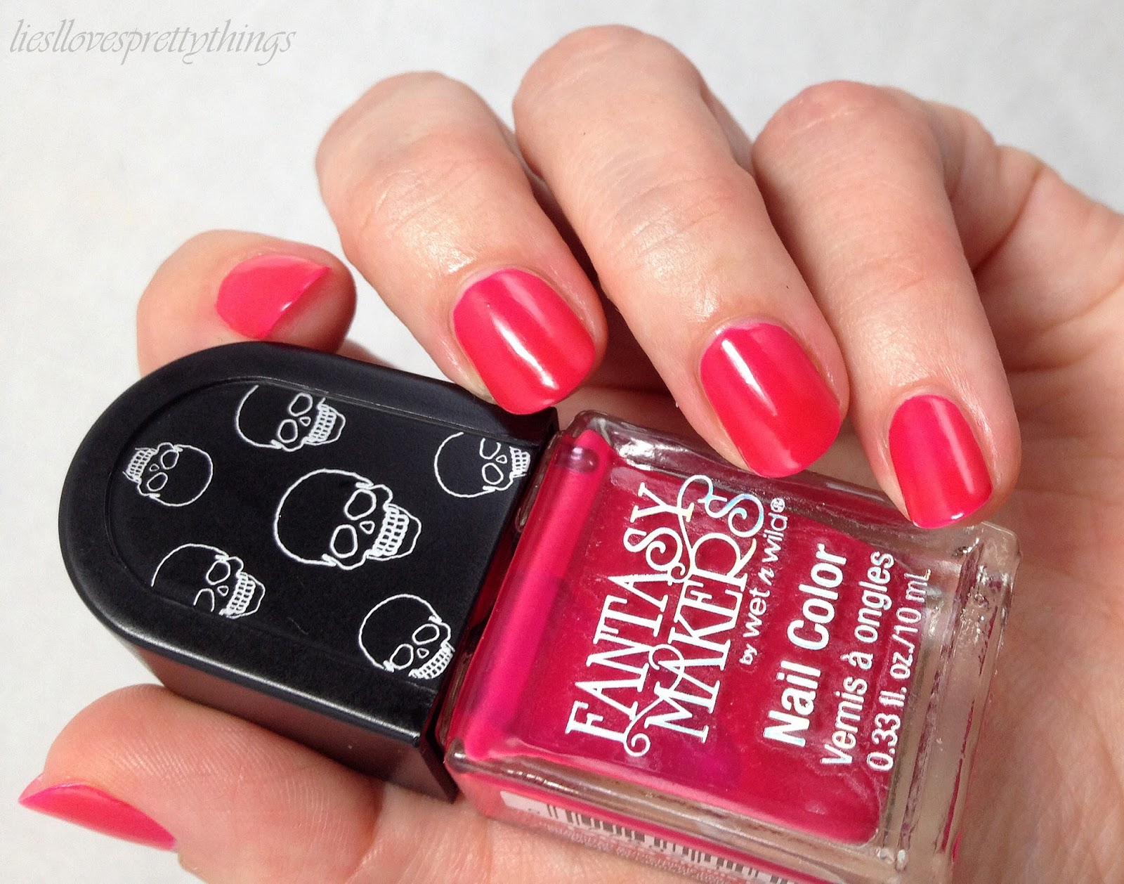 WetnWild Fantasy Makers 2014 Ghouls Rush In swatch and review